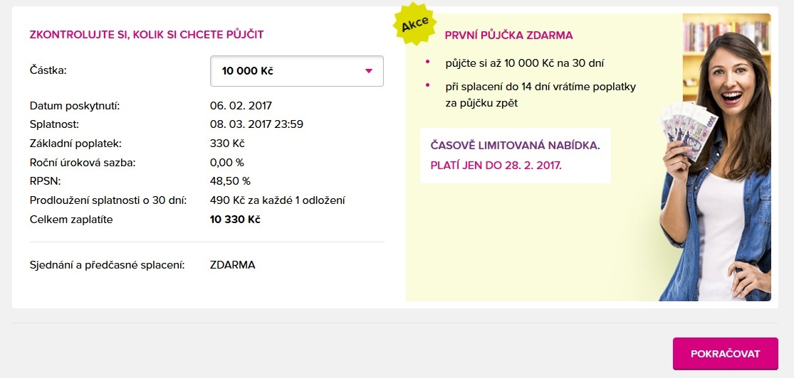 Pujcky online ihned pardubice