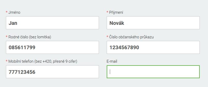 Online pujcky bez registru hlinsko mapa
