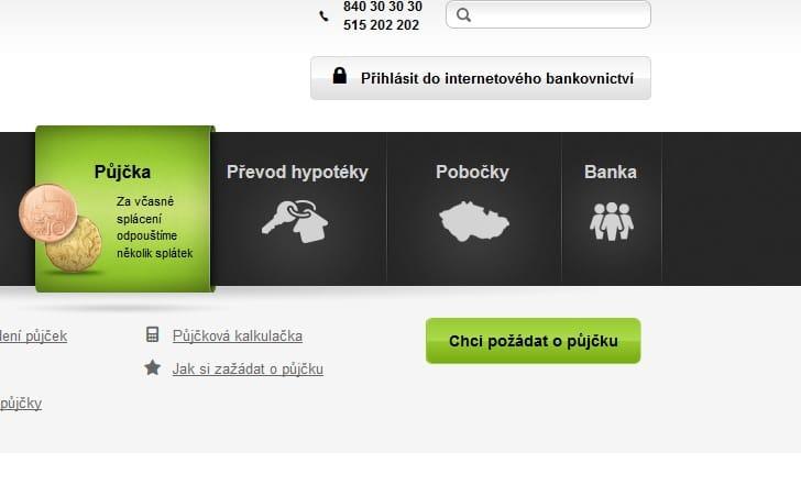 Airbank půjčka krok 1