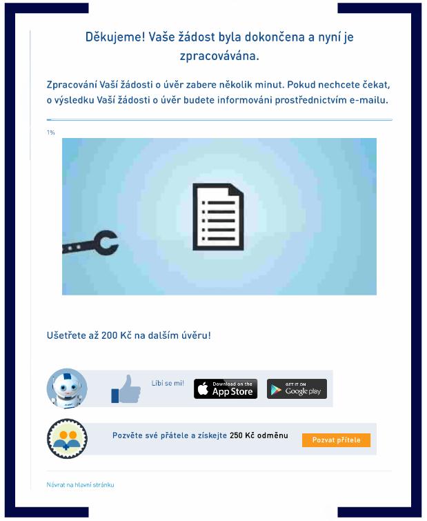 Kredito24 půjčka krok 9