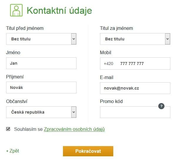 Hotovostní půjčka 15 000 trutnov cz