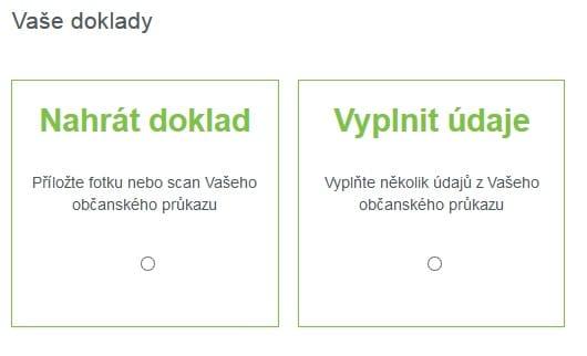 Sberbank půjčka krok 1